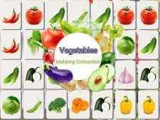 Овощной маджонг Connection