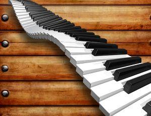 لعبة تزيين البيانو