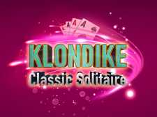 Classic Klondike Solitaire Card Game