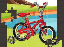 Bicycle Jigsaw