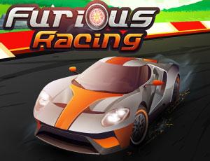 لعبة سباق السيارات الغاضب