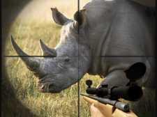 Wild Rhino Hunter