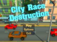 Stadsrace vernietiging