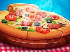 披萨制作者我的比萨店