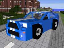 Blockcraft arabaları gizli tuşları