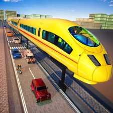 Euro Tren Simülatörü oyunu 3D
