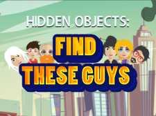 找到这些家伙