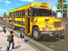 Stadsskolbusskörning
