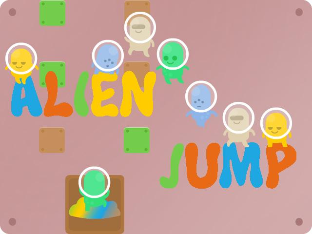 لعبة القفز علي اللون المشابهة