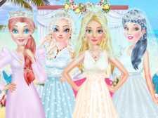 Casamento da princesa coletiva