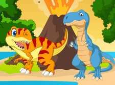 Dino Jigsaw