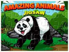 Amazing Animals Jigsaw