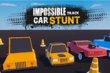 Onmogelijke tracks Car Stunt
