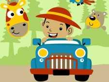 Safari骑行差异