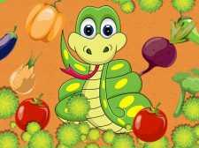 Serpiente vegetal