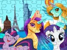 Unicorns dünyayı dolaşıyor