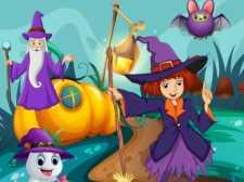4×4 Halloween