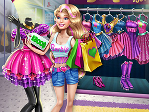 لعبة تسوق ملابس المناسبات