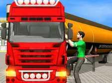 Olietanker Transporter Truck Simulator
