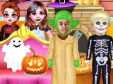 Aventure d'Halloween de Baby Taylor