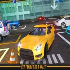 Car Parking Simulator : Classic Car Park