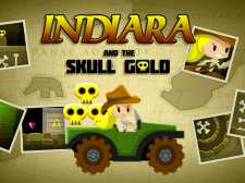 India ve kafatası altın