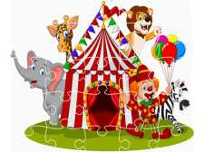 Party Animals Jigsaw
