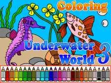 Coloring Underwater World 3