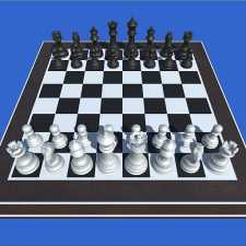 3D schack