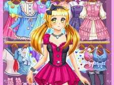 Vestir Anime Kawaii