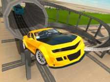 Auto rijden stunt spel 3d