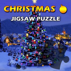 لعبة لغز عيد الميلاد