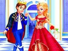 Cenicienta príncipe azul