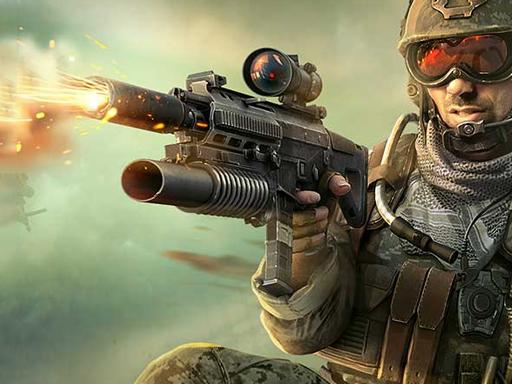 لعبة اطلاق النار من كلاشنكوف