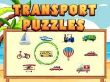 Транспортные пазлы