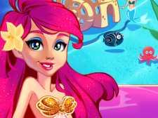 Mermaid Princess: Underwater Games