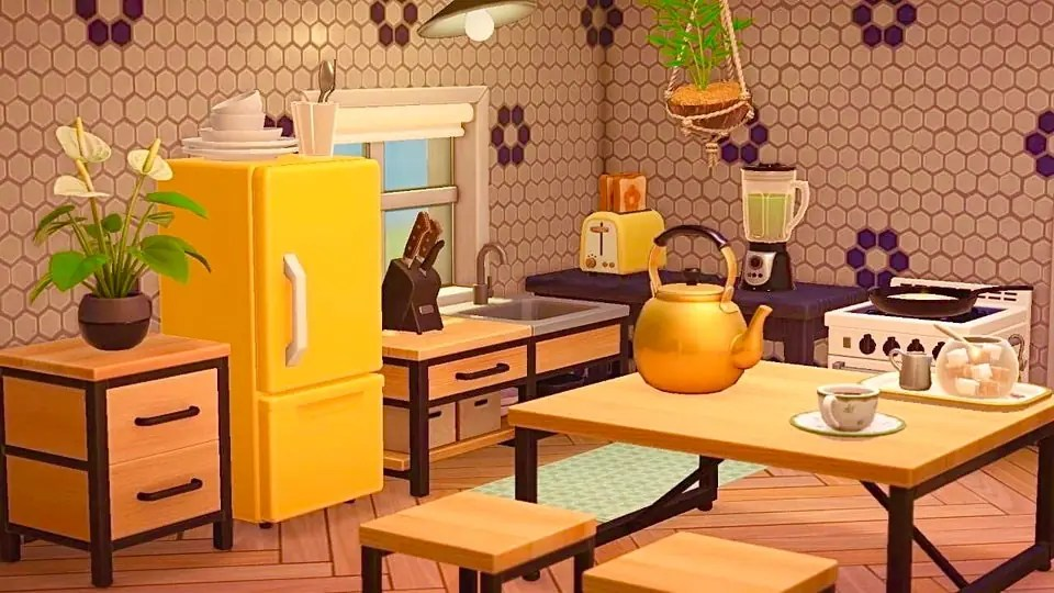 Best Animal Crossing New Horizons Kitchens Gamer Journalist
