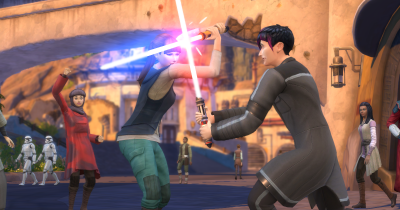 The Sims 4: Star Wars – Journey to Batuu: The Force is Strong with the Sims