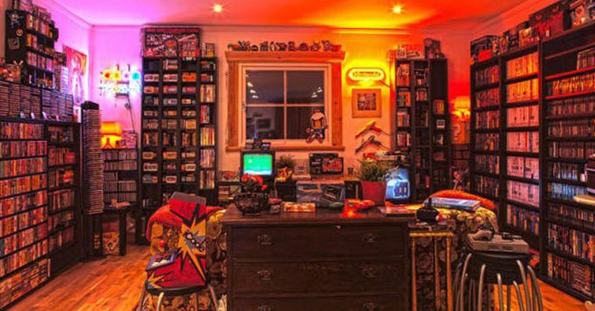 Les chambres qui font rver tous les gamers du monde