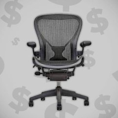 Ergonomic Chair Comfortable Espresso Leather Is There An Affordable Out Lifehacker Australia Are Plenty Of Chairs That Cost Arm And A Leg Such As The Aeron But Not Everybody Can Afford Great Seat
