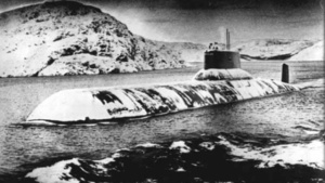 The World's Biggest Nuclear Submarine Is Also One of the Sneakiest