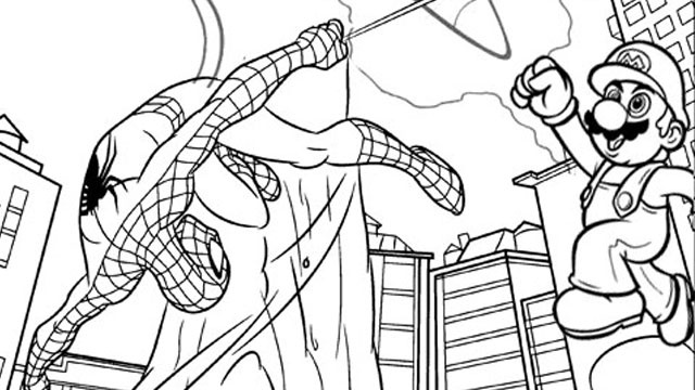 Kid's Colouring Books Explode With Amazingness