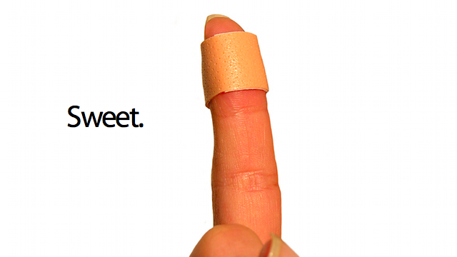Bready Bandages Will Dissolve Into Sugar Once You've Healed