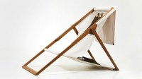 Simple Design Update Makes the Classic Wooden Deck Chair ...