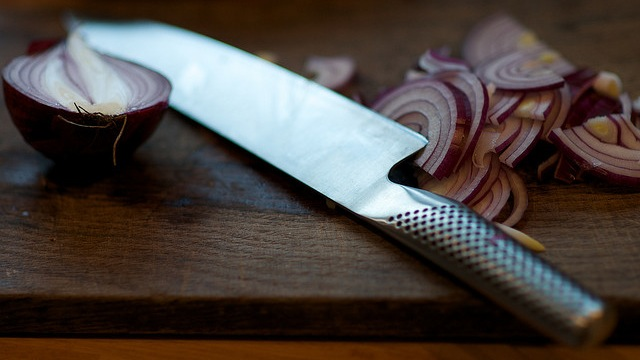 Keep Your Knives Out of the Utensil Drawer to Keep Them Sharp and Happy