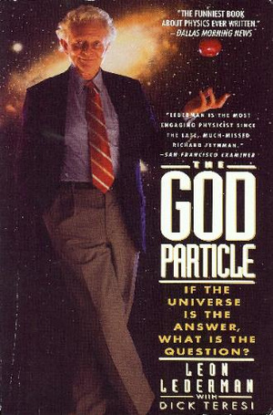 """Stop calling it """"The God Particle!"""""""