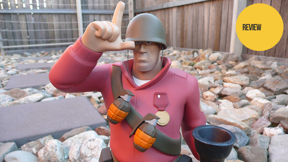 Theres A Team Fortress 2 Soldier In My House Kotaku