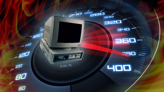 Top 10 Ways to Speed Up Your Slow Technology
