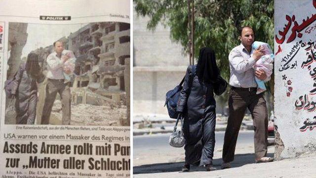 Newspaper Uses Photoshop To Make Syria Look Even Worse Somehow