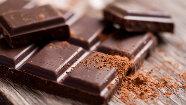 Chocolate could protect men from strokes